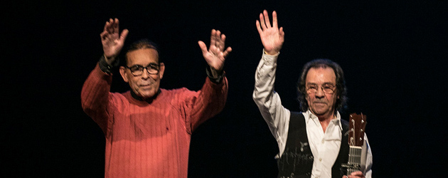 Pepe Habichuela & Diego de Morón