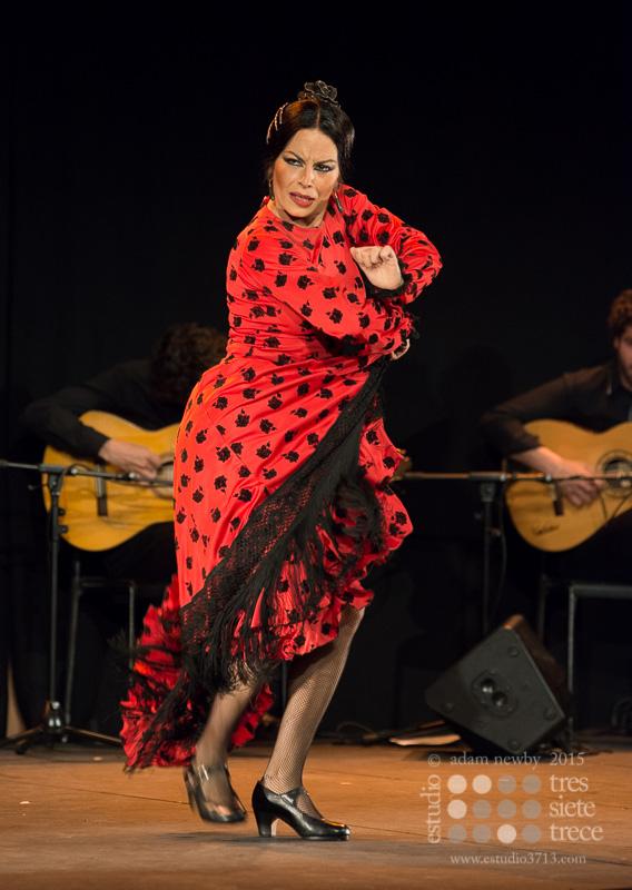 6 Zapatos - Jueves Flamencos Cajasol