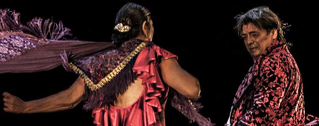 Manuela Carrasco y Antonio Canales en Flamenco on Fire