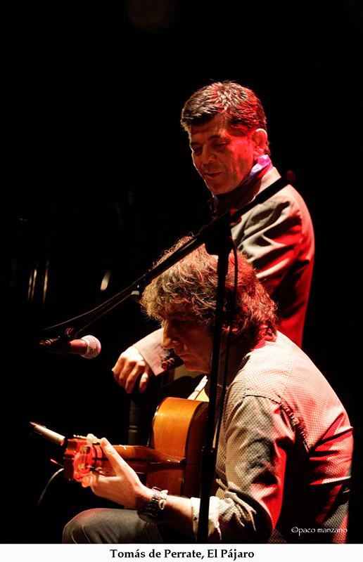 Tomás de Perrate. foto Paco Manzano