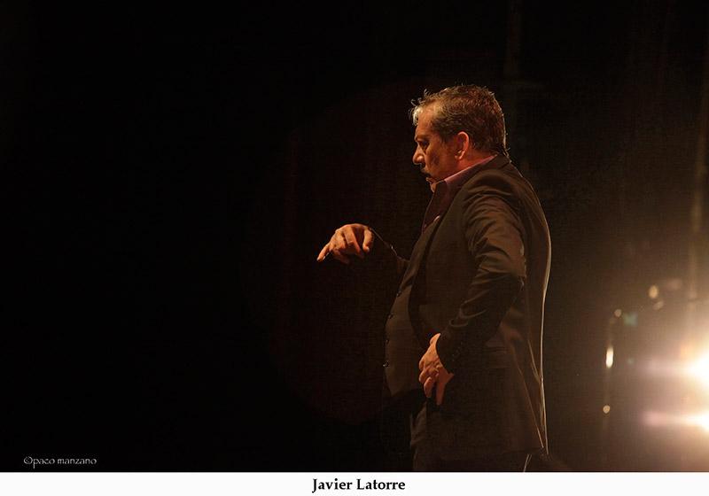 Javier Latorre. foto Paco Manzano