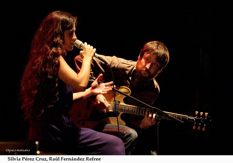 Silvia Pérez Cruz, Refree. foto Paco Manzano