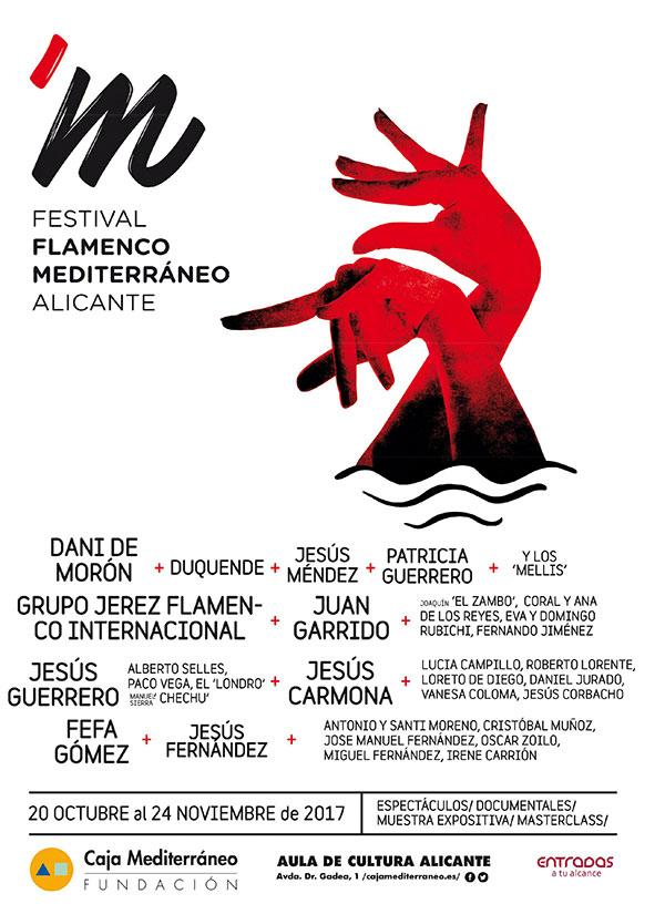 Festival Flamenco Mediterráneo -Alicante