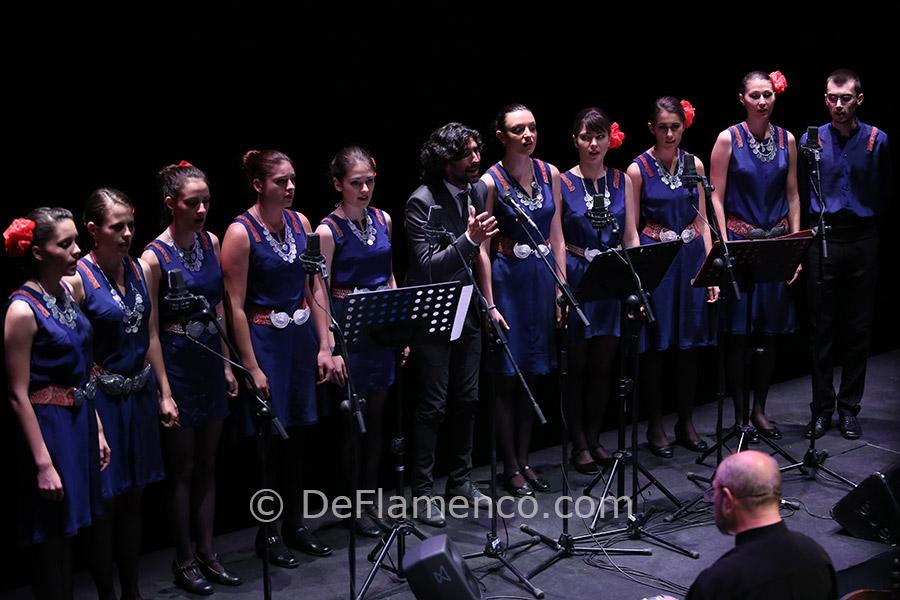 Arcángel & voces búlgaras