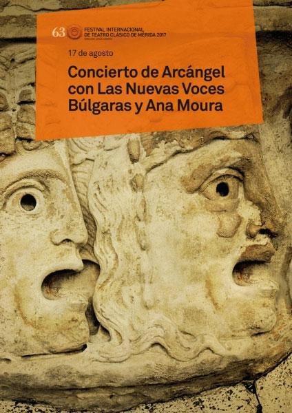 Concierto De Arcángel Con Las Nuevas Voces Búlgaras Y Ana Moura Revista Deflamenco Com