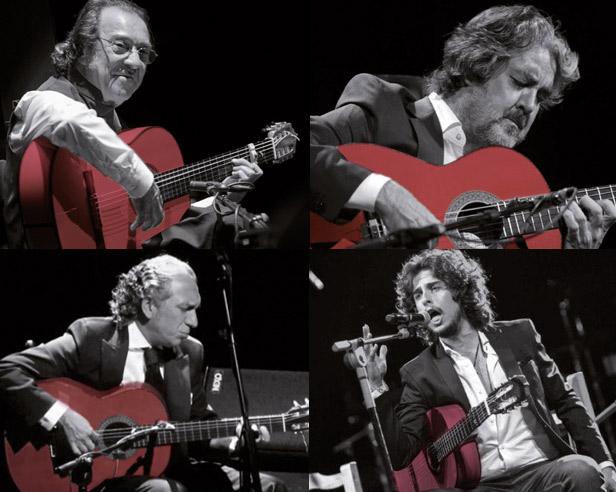 Guitarras de Morente