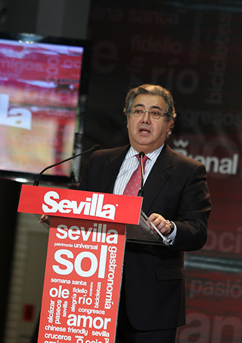 Antonio Zoido - Alcalde de Sevilla