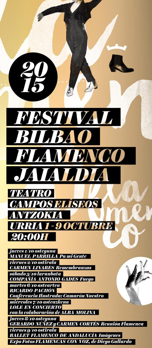 Bilbao Flamenco Jaialdia