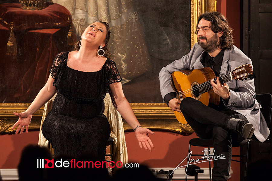 Carmen Grilo & Juan Requena