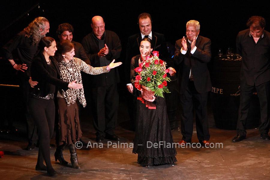 Carmen Herrera - Festival de Jerez