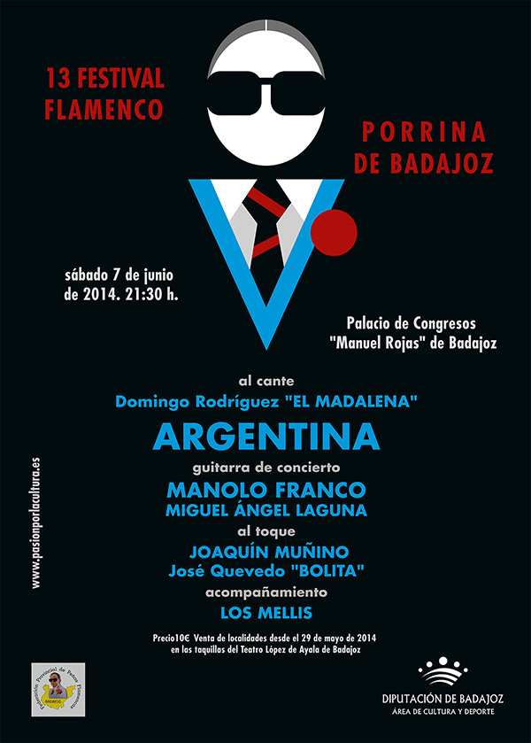 Cartel Porrina