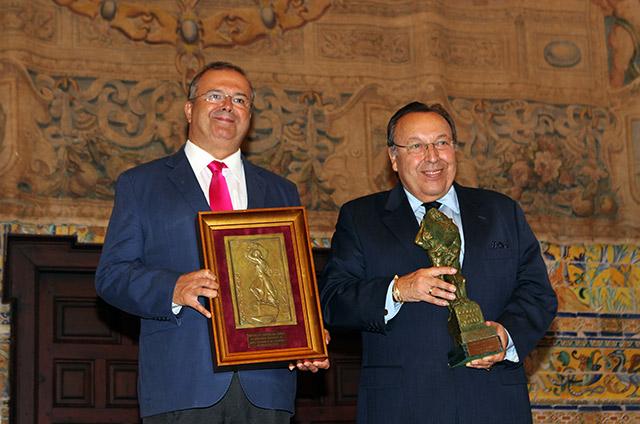 Juan Miguel Calderón & Paco Cepero
