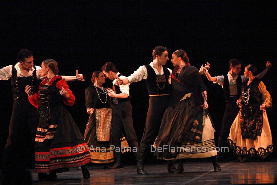 Cia Larreal - Festival de Jerez