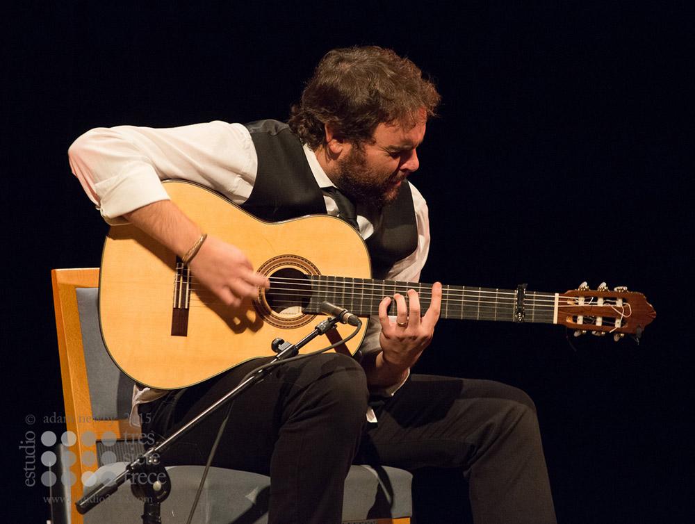 Dani de Morón, Cine para Guitarra