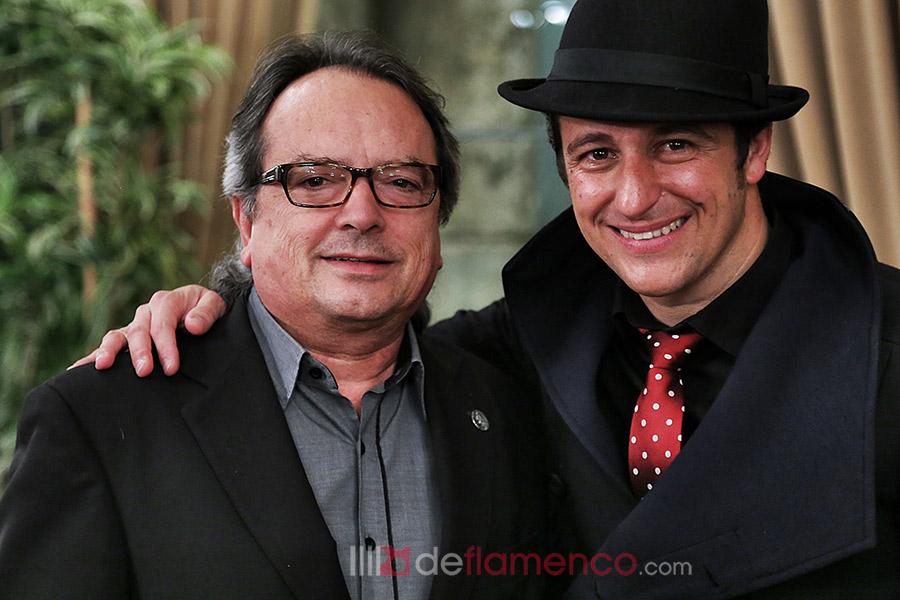 Antonio Benamargo & David Palomar