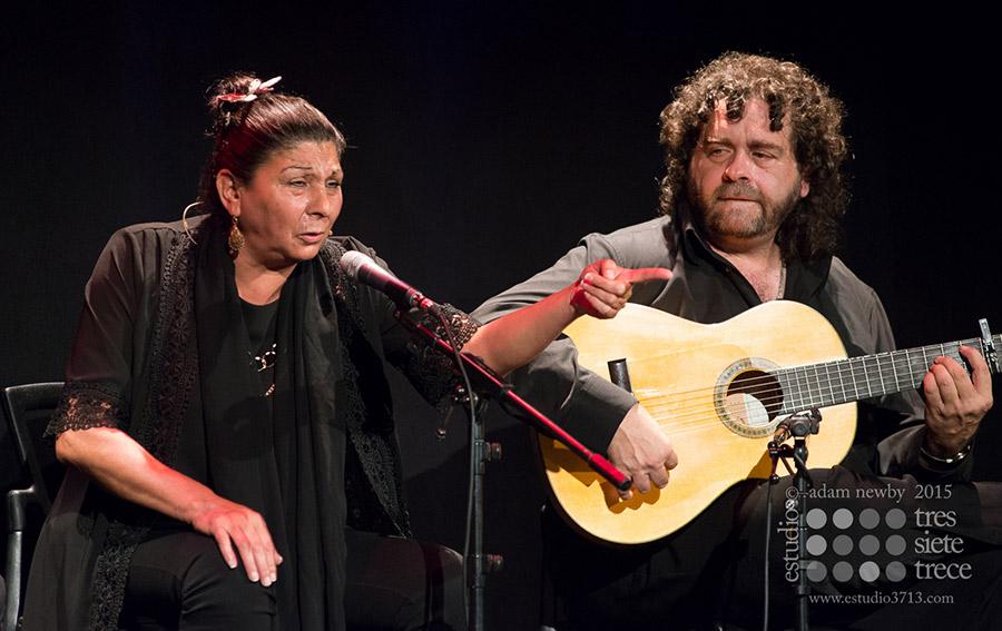 Dolores Agujetas & Antonio Moya