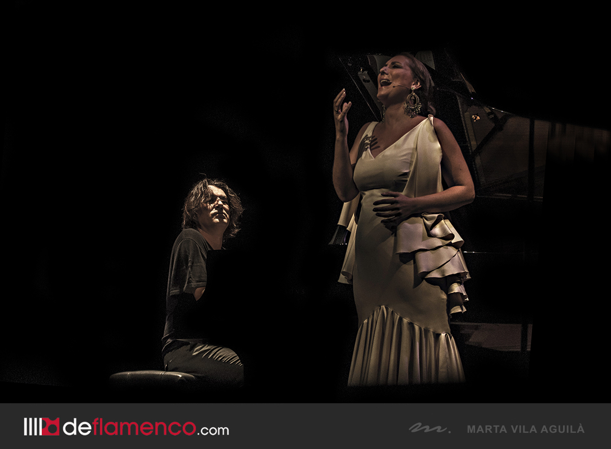 Marina Heredia & Dorantes - Flamenco on Fire