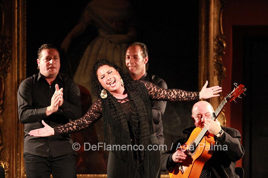 Eva Rubichi - Festival de Jerez