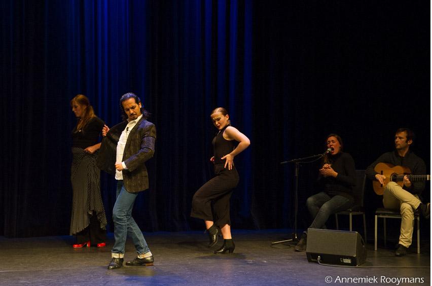 Farruquito Masterclass - Flamenco Biennale