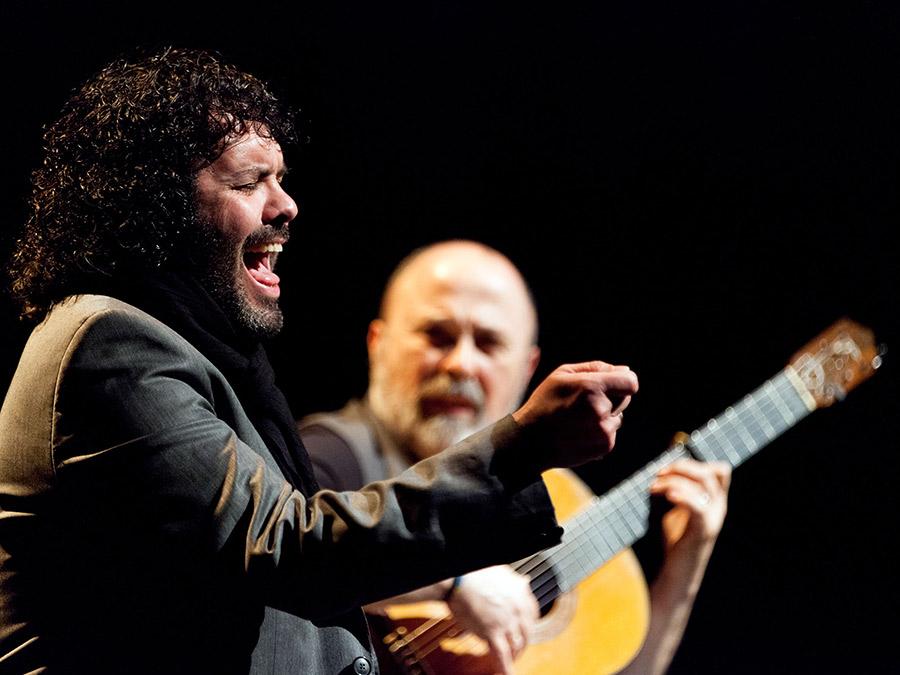 Miguel Ortega & El Cabeza