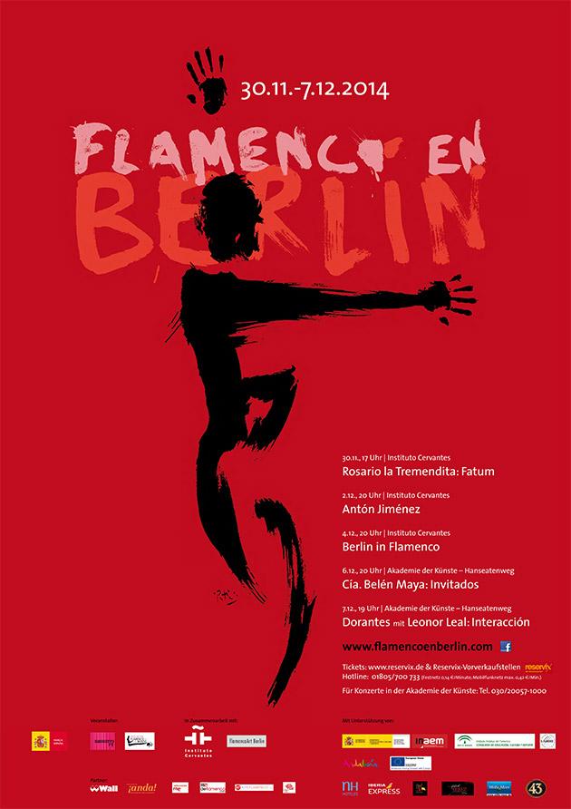 Festival Flamenco Berlín 2014