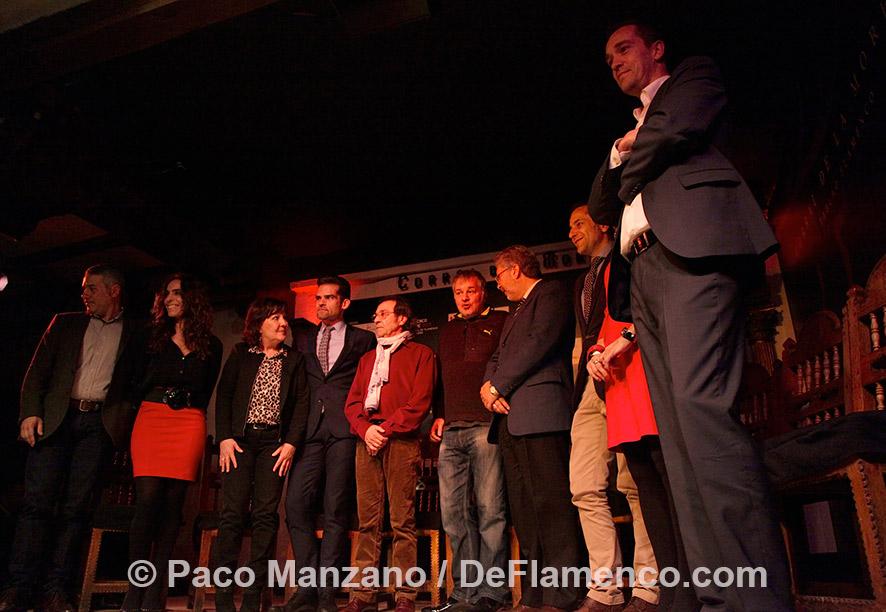 Flamenco on Fires 2015 - Presentación Corral de la Moreria