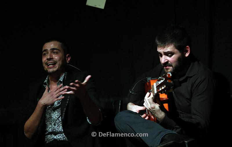 Juan Debel & José Almarcha