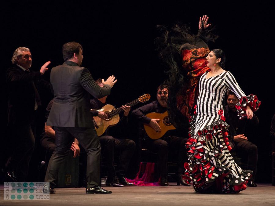 Homenaje a Curro Fernández - Manuela Carrasco