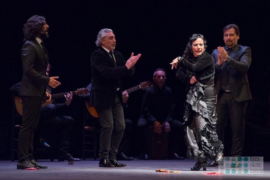 Homenaje a Curro Fernández - Eva Yerbabuena