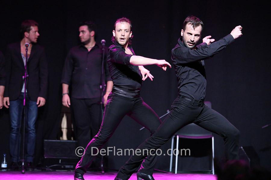 Manuel Liñán & Marco Flores