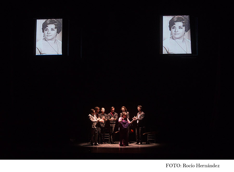 Homenaje a Mariana Cornejo