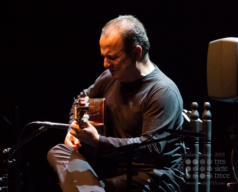 Gerardo Núñez - Un año sin Paco - Teatro de la Maestranza