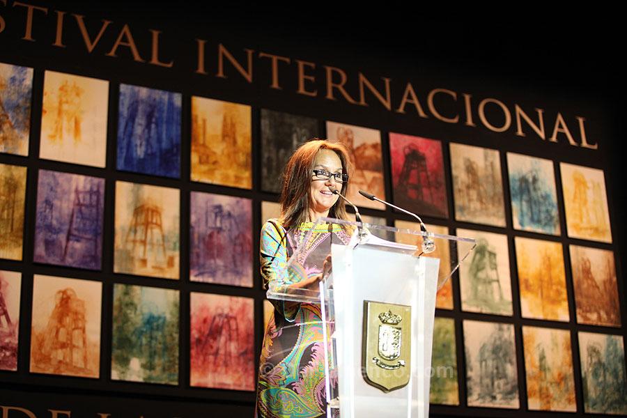 Maria Dueñas, pregonera del Festival