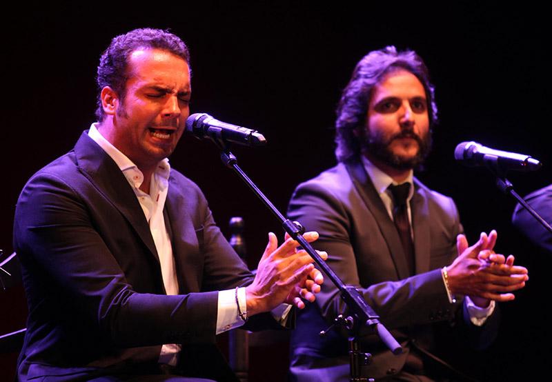 Jesús Mendez & Antonio Reyes