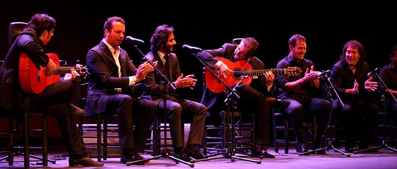 Jesús Mendez & Antonio Reyes - Cantaores