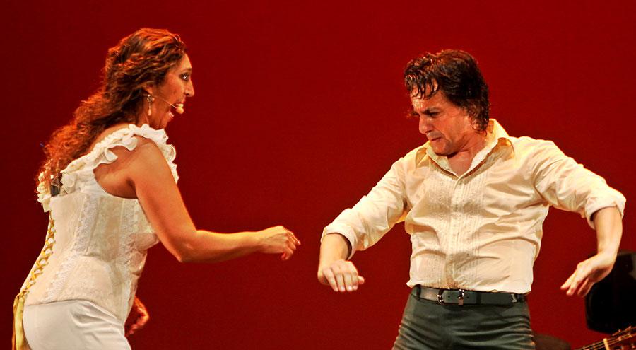 Javier Barón & Esperanza Fernández