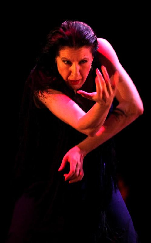 María Pagés - Bienal de Flamenco