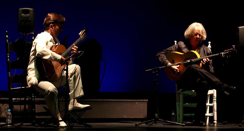 Miguel A. Cortés & José María Gallardo