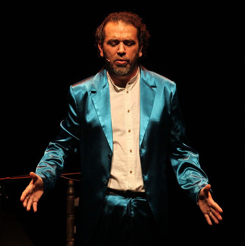 David Lagos - Bienal de Flamenco