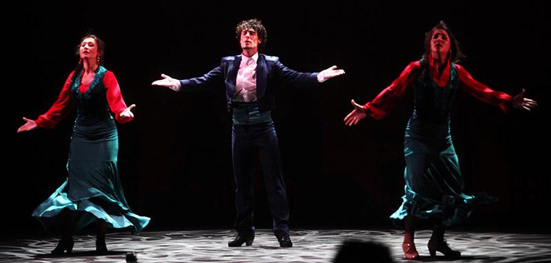 Cuerpo, mente, alma. Bienal de Flamenco