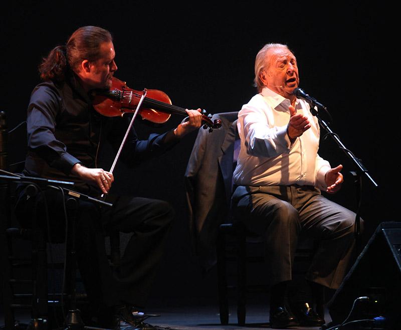 Lebrijano - Bienal de Flamenco