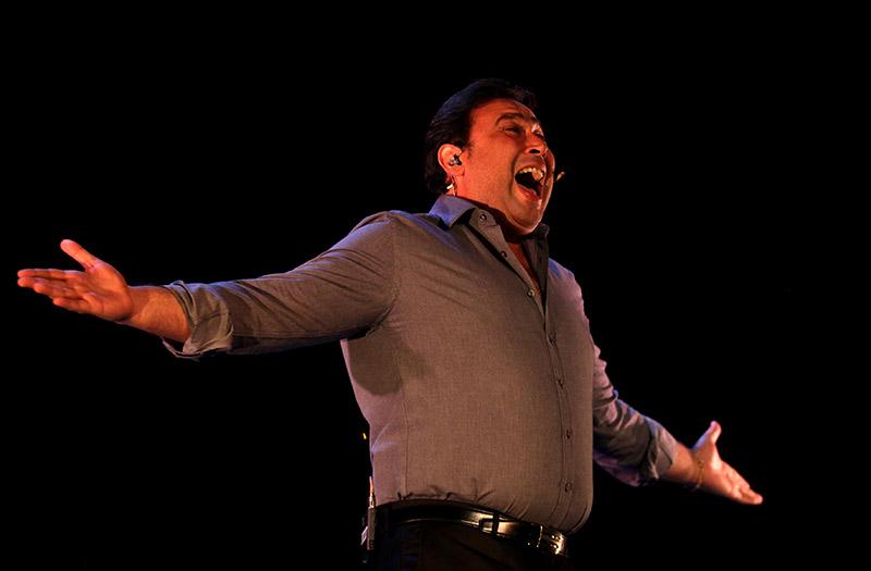 José Valencia - Bienal de Flamenco