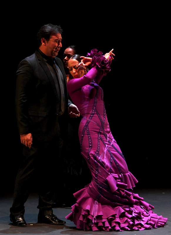 Belén Maya - Los invitados - Bienal de Flamenco