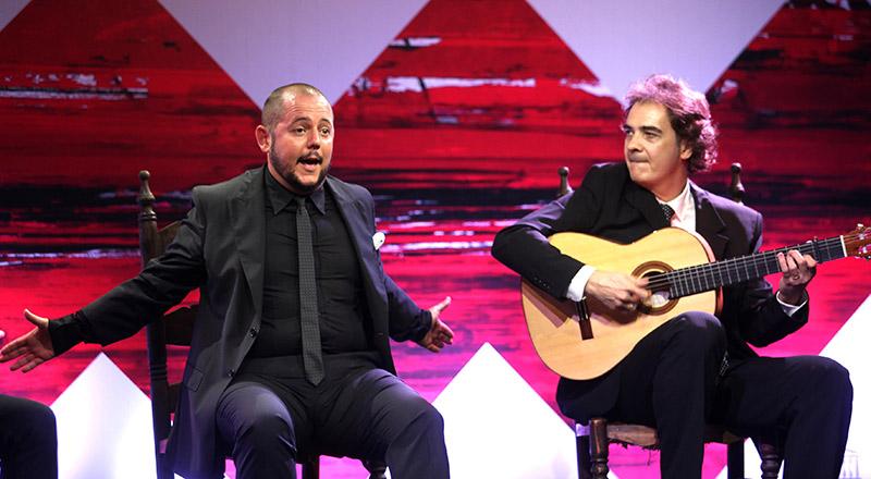 Jeromo Segura - Bienal de Flamenco