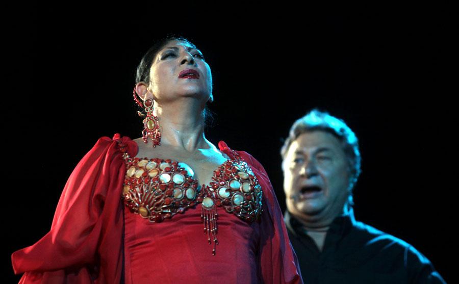 Manuela Carrasco & Enrique Extremeño