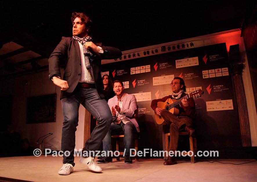 Flamenco on Fires 2015 - Ivan Vargas