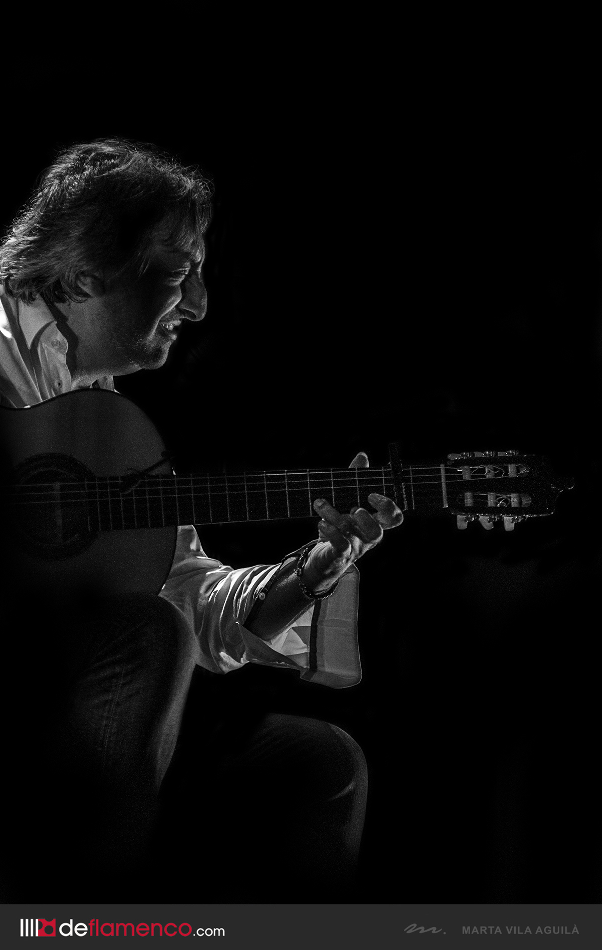 Juan Carmona, Flamenco on Fire