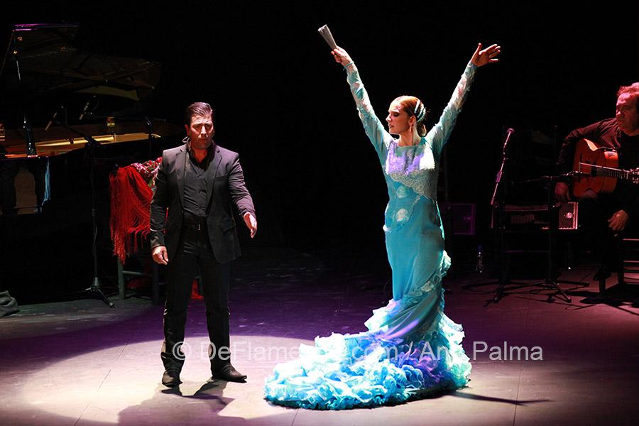 Sebastián Cruz & Luisa Palico -   Sevilla - Festival de Jerez