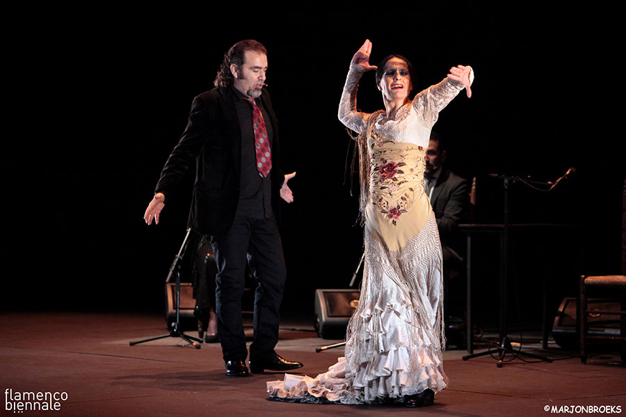 David Lagos, made in Jerez - Flamenco Biennale