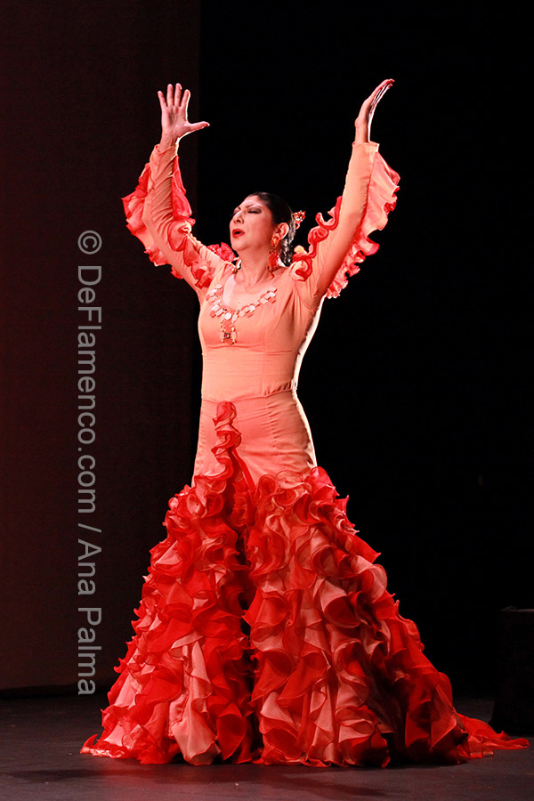 Manuela Carrasco - Festival de Jerez